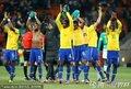 巴西球员致谢球迷