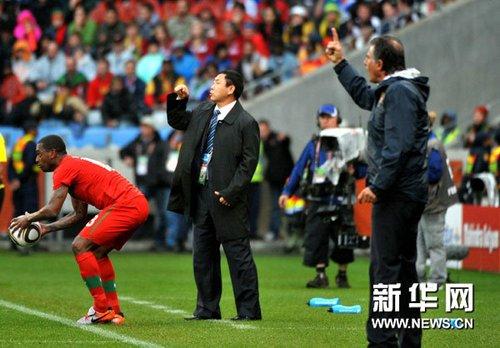 奎罗斯:属于葡萄牙漂亮胜利 朝鲜队值得尊重