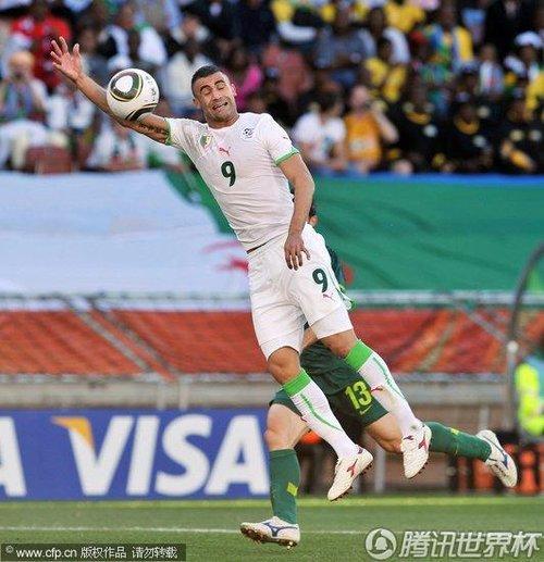 2010世界杯D组首轮:塞尔维亚0-1加纳