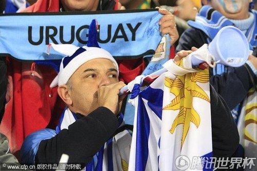 2010世界杯A组次轮:南非Vs乌拉圭