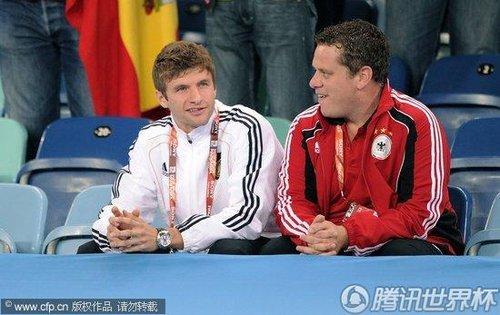 2010世界杯半决赛:德国0-1西班牙