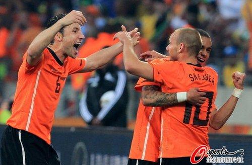 史上最强荷兰现身! 13连胜24场不败只是点缀