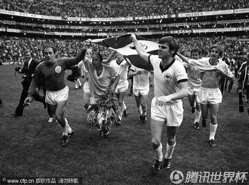 编辑推荐:德国乌拉圭在世界杯上的历史交锋