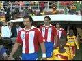 视频:巴拉圭VS新西兰队员入场 大战即将开始