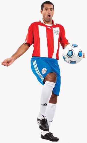巴拉圭国家队球衣
