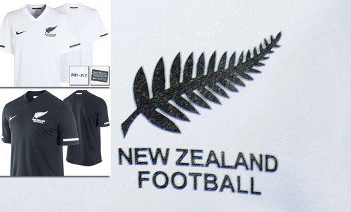新西兰国家队球衣——民族象征极具感染力