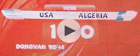 美国1-0阿尔及利亚 下半场