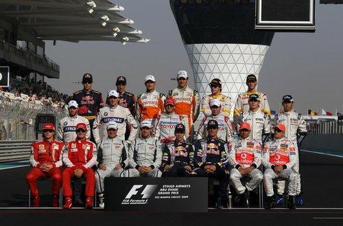 F1众车手侃世界杯 对自己祖国都充满信心
