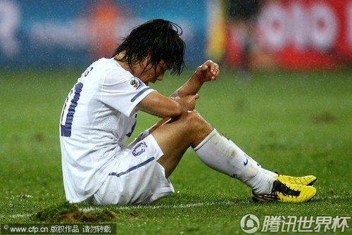韩国输球让世界尊敬 一种精神永值得中国学习