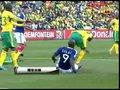 视频:法国vs南非上半场 失魂雄鸡连丢两球