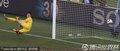 图文:荷兰1-0日本 川岛永嗣目送皮球入网