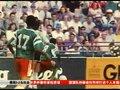 视频:1990年世界杯黑马喀麦隆队 米拉成明星