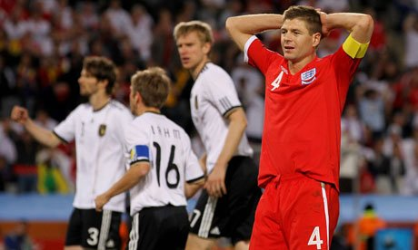 杰拉德呼唤世界杯鹰眼 暗示FIFA无视球员利益