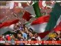 视频:意大利球迷很失望 已没资格评法国