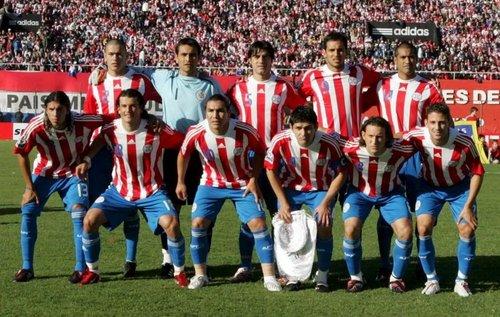 巴拉圭开始热身赛前集训 全力备战南非世界杯