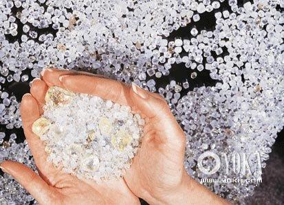 南非钻石故事——金伯利钻石洞