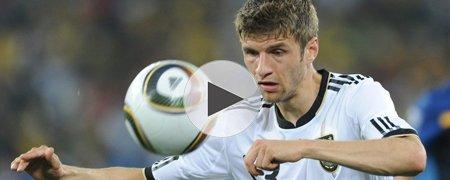 德国4-0澳大利亚 下半场
