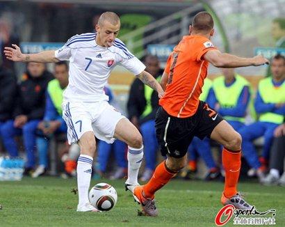 斯洛伐克输球却赢得未来 小魏斯让全世界铭记