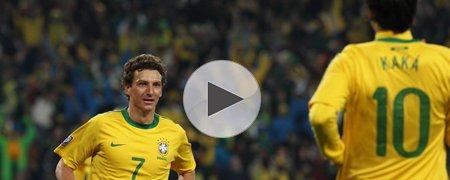 巴西3-1科特迪瓦 上半场