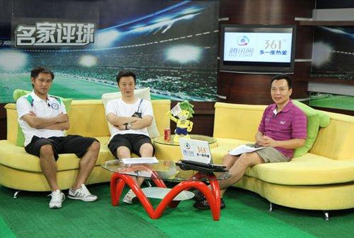 实录:郭辉做客名家评球 称英格拉会越打越好