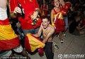 西班牙球迷荷兰观战(4)