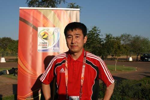 南非唯一的中国裁判:世界杯比3000万重要