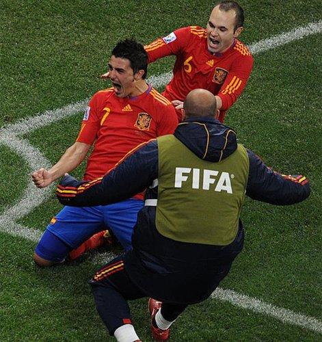 巴萨成世界杯最华丽主角 西班牙因他成大热门