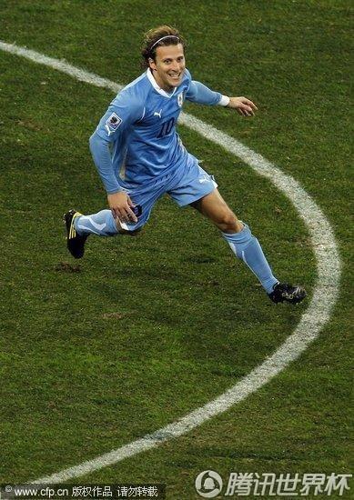 2010世界杯:德国vs乌拉圭