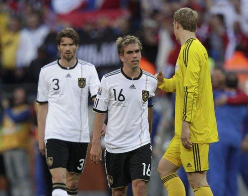 德国24年首败不是世界末日 神秘定律保进决赛