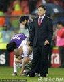 图文:乌拉圭2-1韩国 车杜里哭泣