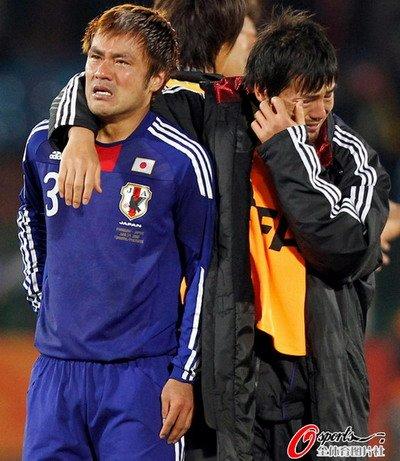 韩日不敌南美双雄出局 亚洲球队正式告别南非