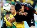 高清:揭幕战南非1-1平墨西哥