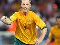 06世界杯进球FLASH:摩尔点球为澳大利亚建功