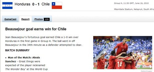 espn:智利队为世界杯注入活力 或成最大黑马