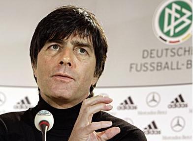 勒夫:季军体现德国实力 球队将昂首飞回祖国