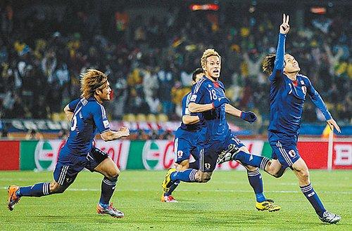 中国青年报:日韩出彩为亚洲足球增外交砝码