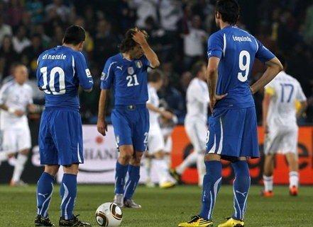 58年最惨痛世界杯 再说意大利防守好是个笑话
