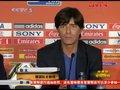 视频:德国队以意志取胜 勒夫不满穆勒黄牌