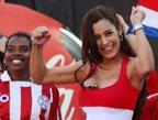 视频合集:世界杯靓丽风景 万千美女火爆南非