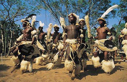 祖鲁人的文化和政治