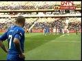 视频:意大利定位球进攻 卫冕冠军不满平局