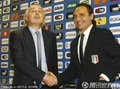 图文:意大利铩羽而归 普兰德利接过教鞭(3)