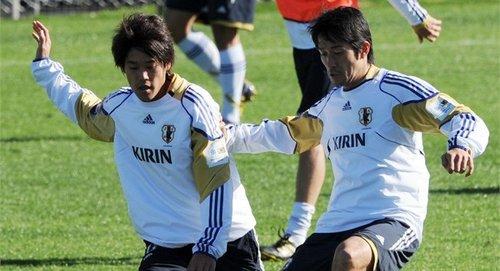 日本主帅期待本田圭佑爆发 不许队员守平心态