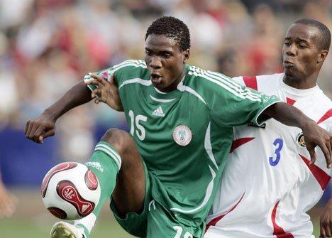 尼日利亚队急招法甲前锋 顶替因伤缺席米克尔
