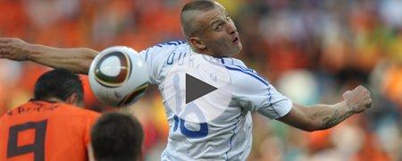 荷兰2-1斯洛伐克 上半场