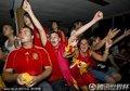 西班牙球迷荷兰观战(3)