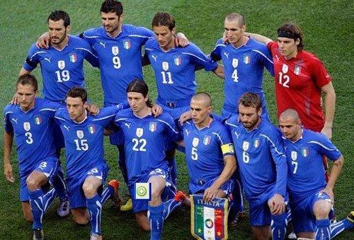 史上最贫穷意大利诞生 全队年薪不如英西三人