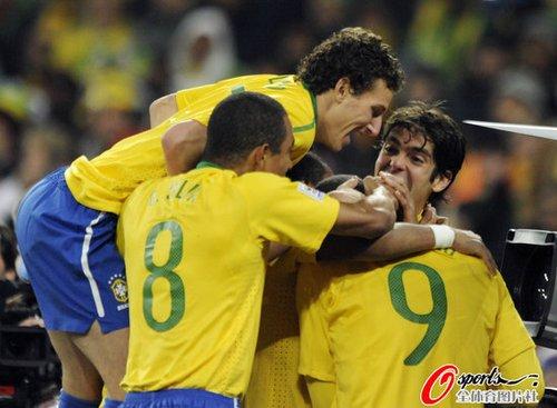 八强四席属南美史上只一次 世界杯已成美洲杯