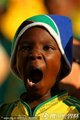 南非小球迷
