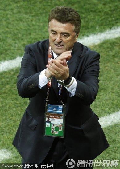 2010世界杯:澳大利亚vs塞尔维亚